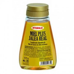 MIEL PLUS JALEA REAL INTEGRALIA 225 g