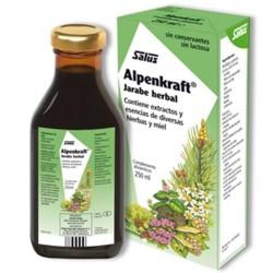 ALPENKRAFT SALUS Jarabe de 250 ml.