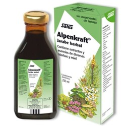 Alpenkraft Salus Xarop Herbal De 250 ml.
