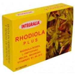 Rhodiola Plus Integralia 60 cápsulas