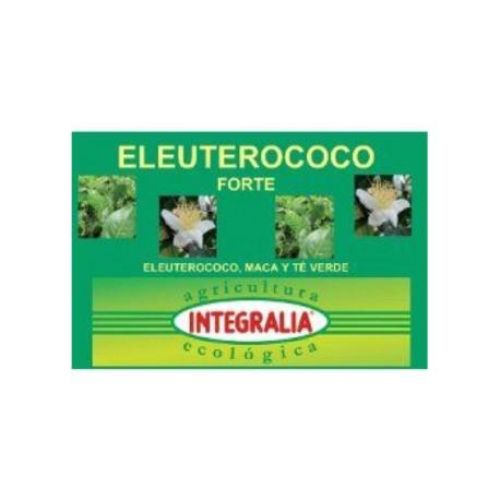 ELEUTEROCOCO FORTE BIO INTEGRALIA 60 cápsulas