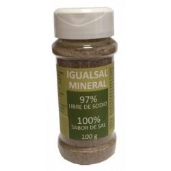 Igualsal Mineral 97% libre de sodio Integralia 100 g.