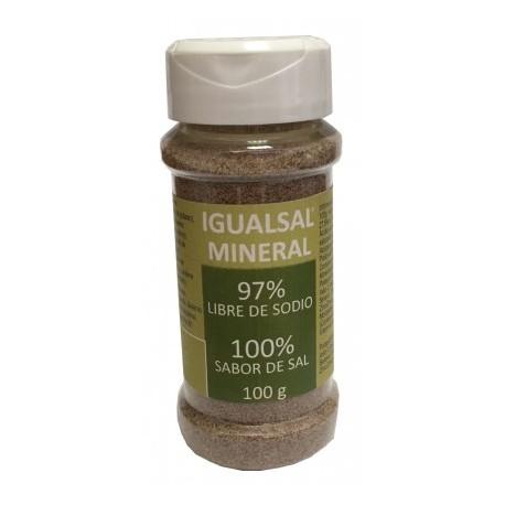 IGUALSAL 97% LLIURE DE SODI INTEGRALIA 100 gr.