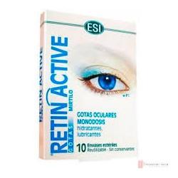 Retin Active Gotes Oculars Monodosis Esi - Trepat Diet 10 unitats de 5 ml.
