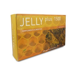 JELLY PLUS 1500 PLANTAPOL 20 ampollas 10 ml.