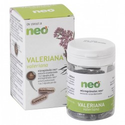 Valeriana microgrànuls Neo 45 càpsules