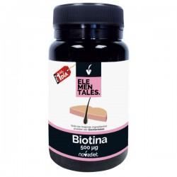 BIOTINA ELEMENTALES NOVADIET 120 comprimidos