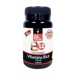 VITAMINA B12 ELEMENTALES NOVADIET 120 comprimidos