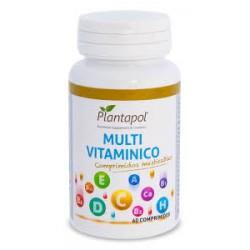 Multivitaminico Plantapol 60 comprimidos masticables