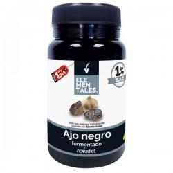 All negre fermentat Elementals Novadiet 30 càpsules