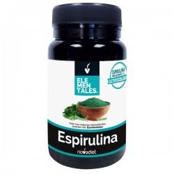 ESPIRULINA ELEMENTALES NOVADIET 30 cápsulas