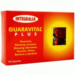 GUARAVITAL PLUS INTEGRALIA 60 cápsulas