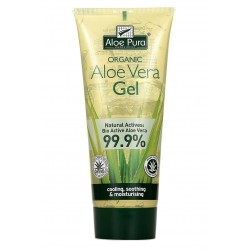 Aloe Vera Gel 99,9% Aloe Pura Organic Optima