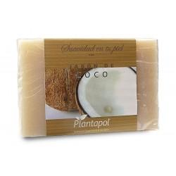 Jabón Coco Plantapol 100 g.