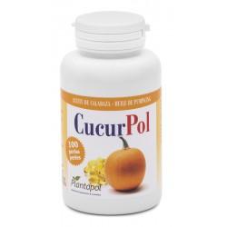 Cucurpol Aceite de calabaza Plantapol 100 perlas