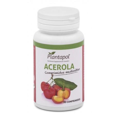 ACEROLA PLANTAPOL 90 comprimits