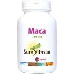 MACA SURA VITASAN 750 mg SURA VITASAN 120 cápsulas