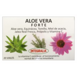 Aloe Vera Forte Integralia 20 viales
