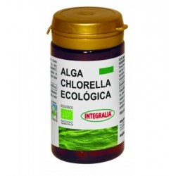 Alga Chlorella Ecológica Integralia 60 cápsulas