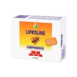 Liproline Pròpolis amb llavors d'aranja Novadiet 30 comprimits