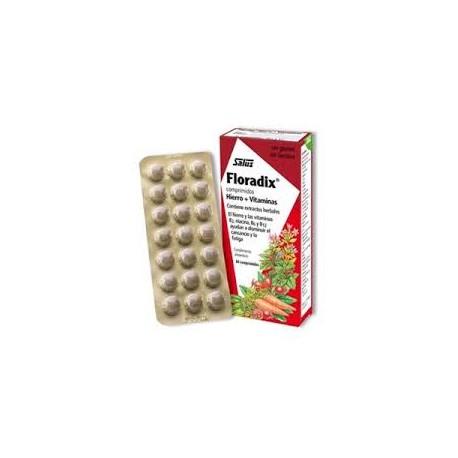 FLORADIX HIERRO + VITAMINAS SALUS 84 comprimidos