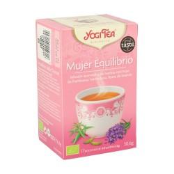 Yogi Tea Dona Equilibri 17 infusions
