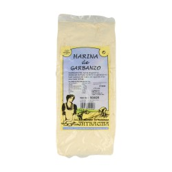 Harina de garbanzo Intracma 500 g.