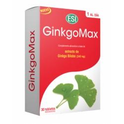 GinkgoMax ESI 30 tabletas