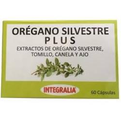 Orégano Silvestre Plus Integralia 60 cápsulas