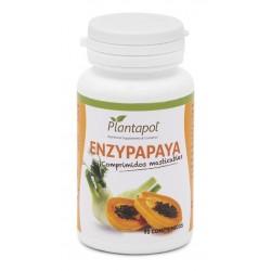Enzypapaya Plantapol 90 comprimits mastegables