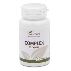 Complex Vit + Min Plantapol 60 comprimidos