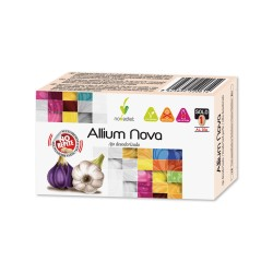 Allium Nova ajo desodorizado Novadiet 30 comprimidos