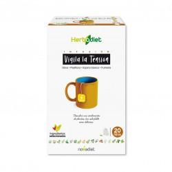Herbodiet Vigila la Tensió Novadiet 20 filtres