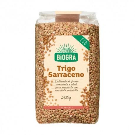 TRIGO SARRACENO ALFORFÓN BIOGRÀ - SORRIBAS 500 G.