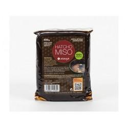 Hatcho Miso pasta de soja fermentada Mimasa 400 g.