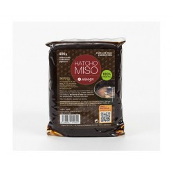 Hatxo Miso pasta de soja fermentada Mimasa 400 g.