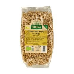 Trigo hinchado con miel Biogrà - Sorribas 150 g.