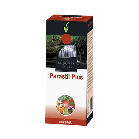 PARASTIL PLUS. XAROP. ELIXIRES NOVA DIET. 250 ml.