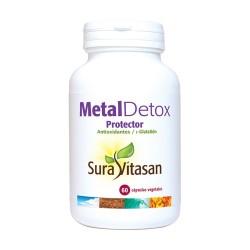Metal Detox Protector Sura Vitasan 60 càpsules