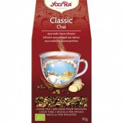 Yogi Tea Classic Chai Infusión Ayurveda 90 g.