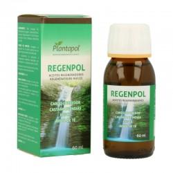 Regenpol aceites regeneradores Cardo Castaño de indias Rusco Árbol del te Plantapol 60 ml.