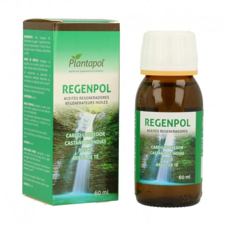 REGENPOL ACEITES REGENERADORES PLANTAPOL 60 ml.