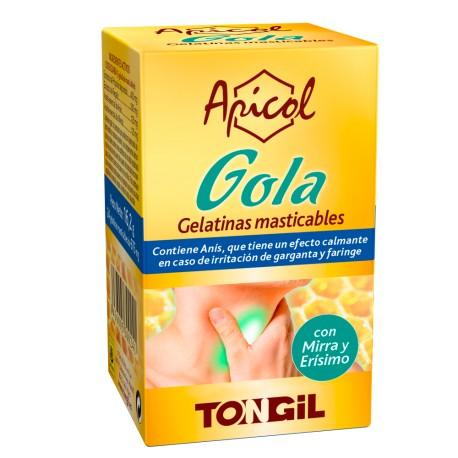 ALIGEL GOLA PLUS TONGIL 24 perlas