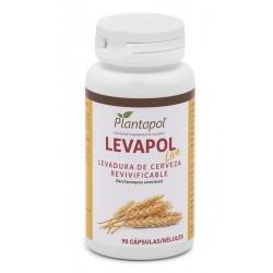Levapol Live Levadura de cerveza revivificable Plantapol 90 cápsulas