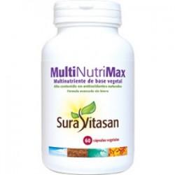 MultiNutriMax Sura Vitasan 60 cápsulas