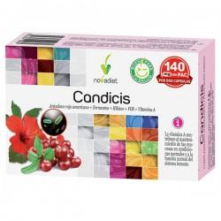 Candicis Nabiu roig Hibisc Novadiet 30 càpsules