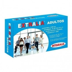 Extralia Adults Integralia 20 vials
