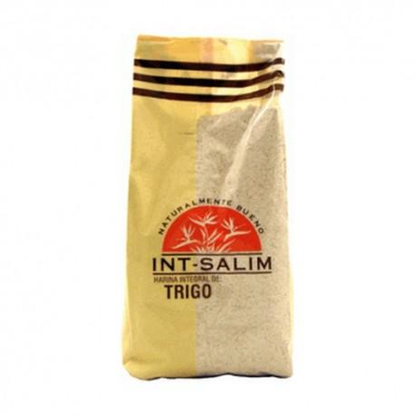HARINA DE TRIGO INTEGRAL INT - SALIM 500 G.