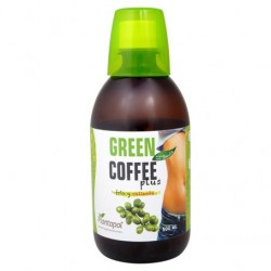 Green Coffee Plus Con Stevia Frío y Caliente Plantapol 500 ml