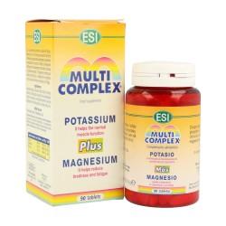 Multicomplex Potassi + Magnesi Esi - Trepat Diet 90 comprimits